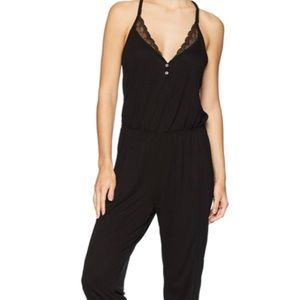 Splendid Long Black Romper